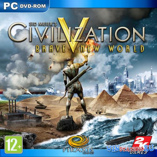 Скачать игру Sid Meier's Civilization V: Brave New World