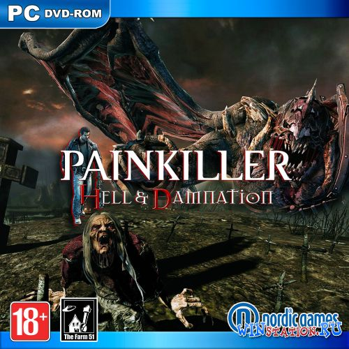 Скачать игру Painkiller Hell & Damnation Collector's Edition