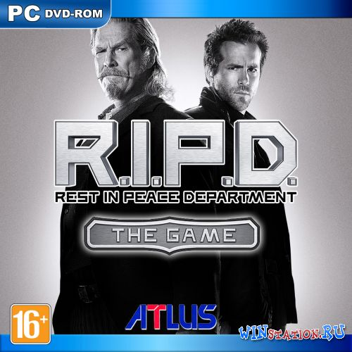������� ���� R.I.P.D. ���������� ������� / R.I.P.D. The Game