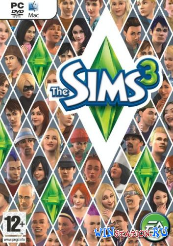 Скачать The Sims 3 Gold Edition v19.0.101 + Store бесплатно