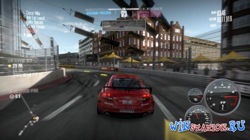������� ���� Need For Speed Shift Nascar