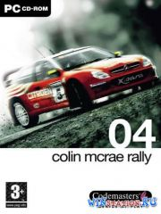 Colin McRae Rally 04 (2004/PC/RUS/ENG/Multi5/RePack)