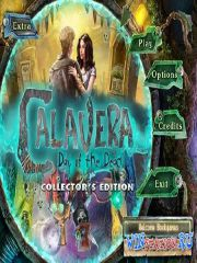 Calavera Day of the Dead Collector's Edition