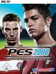 Pro Evolution Soccer 2008 (2007/PC/RUS/ENG/RePack)