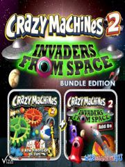 Crazy Machines 2: Invaders from Space (Viva Media) (2013/ENG/L) - TiNYiSO