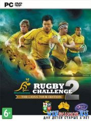Rugby Challenge 2: The Lions Tour Edition