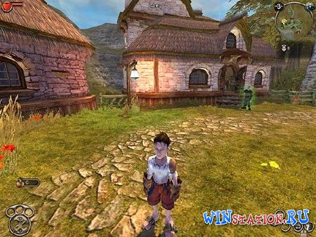 Скачать игру Fable The Lost Chapters