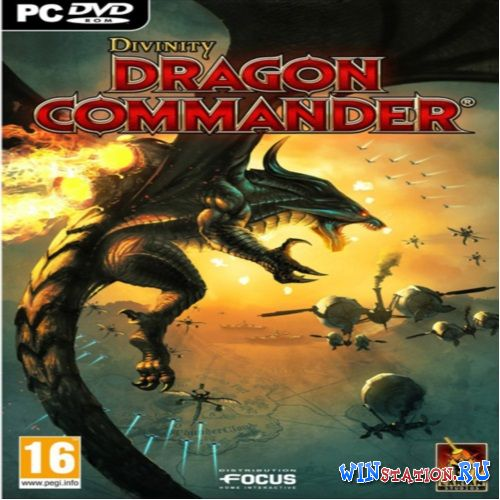 Скачать Divinity: Dragon Commander бесплатно