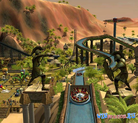 Download rollercoaster tycoon 3 free for windows 10 - Softonic