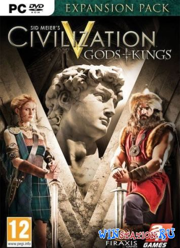 Скачать игру Sid Meier's: Civilization V: GOTY + Gods and Kings
