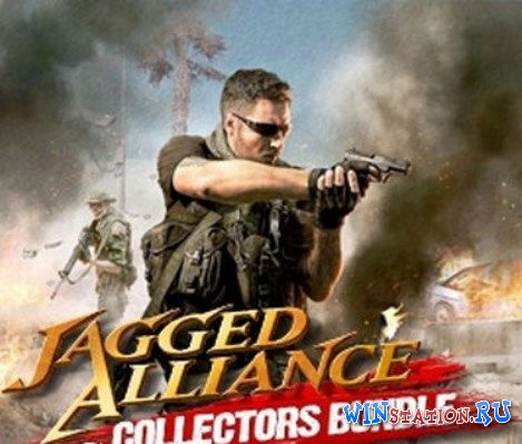 Скачать Jagged Alliance: Collectors Bundle бесплатно