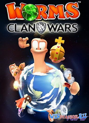 Скачать Worms Clan Wars бесплатно