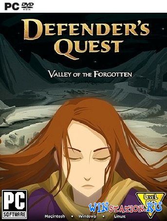 ������� ���� Defender's Quest: Valley of the Forgotten
