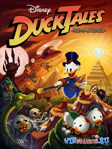 Скачать DuckTales: Remastered бесплатно