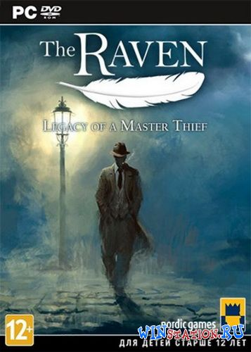 Скачать игру The Raven Legacy of a Master Thief Chapter II Ancestry of Lies