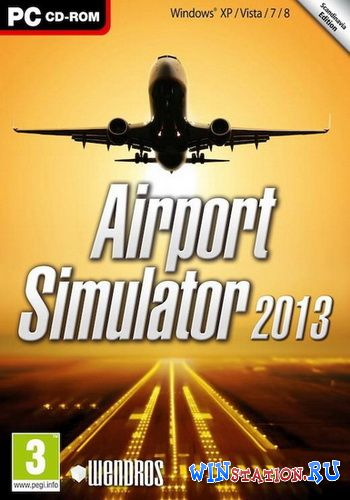 Скачать Airport Simulator 2013 бесплатно