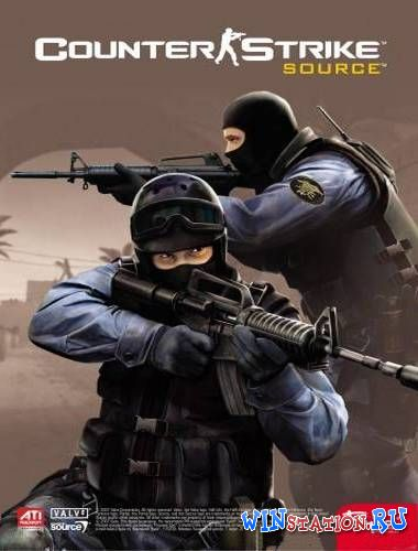 Скачать Counter-Strike: Source [v.80] [No-Steam] бесплатно