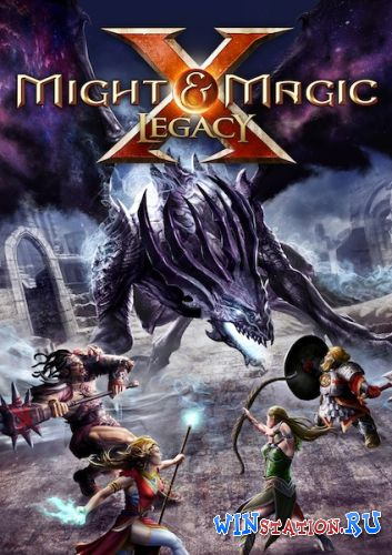 Скачать игру Might And Magic X Legacy