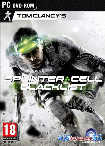 Скачать игру Splinter Cell Blacklist Deluxe Edition