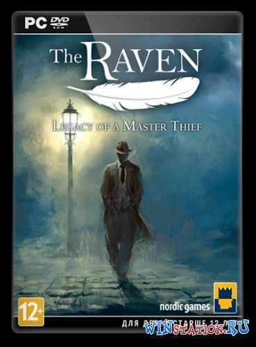 ������� ���� The Raven. Legacy of a Master Thief. Episode 1 - 2 (2013/Rus/Eng/Repack by Sash HD)