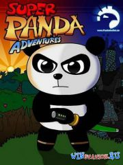 Super Panda Adventures (Paul Schneider)
