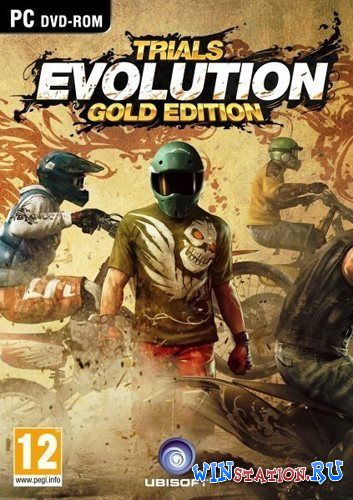 ������� ���� Trials Evolution. Gold Edition