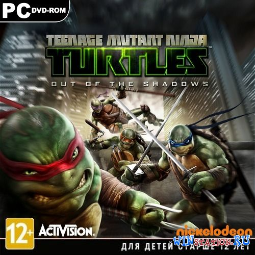 Скачать игру Teenage Mutant Ninja Turtles: Out of the Shadows