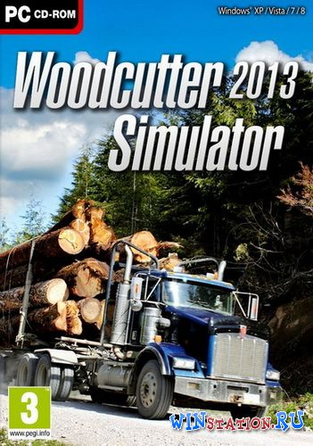 Скачать Woodcutter Simulator 2013 бесплатно