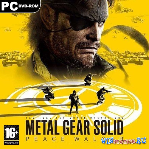 Скачать игру Metal Gear Solid: Peace Walker