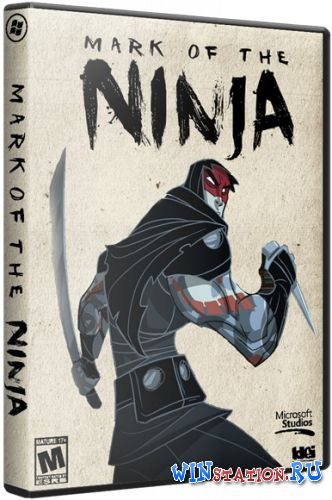Скачать игру Mark of the Ninja: Special Edition