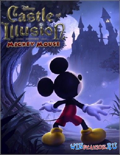 Скачать игру Castle of Illusion Starring Mickey Mouse