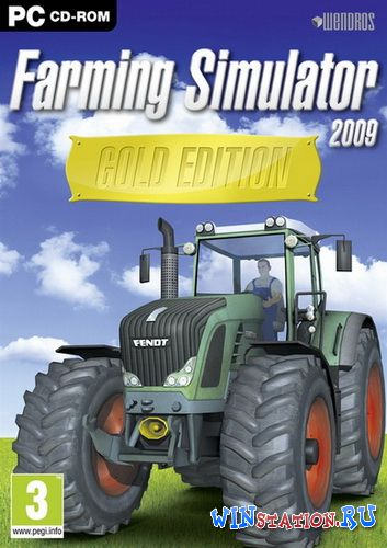 Скачать Farming Simulator Gold Edition бесплатно