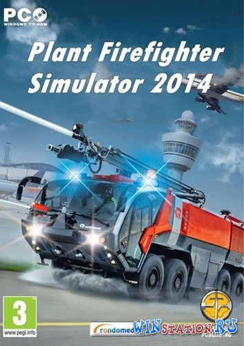 ������� ���� Plant Firefighter Simulator 2014