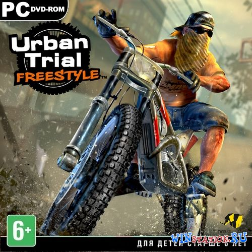 ������� ���� Urban Trial Freestyle