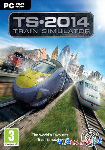 Скачать Train Simulator 2014 бесплатно