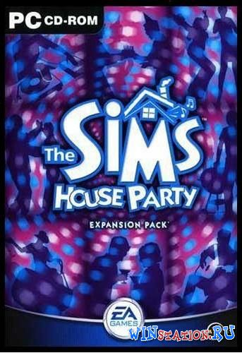 Скачать The Sims: House Party бесплатно