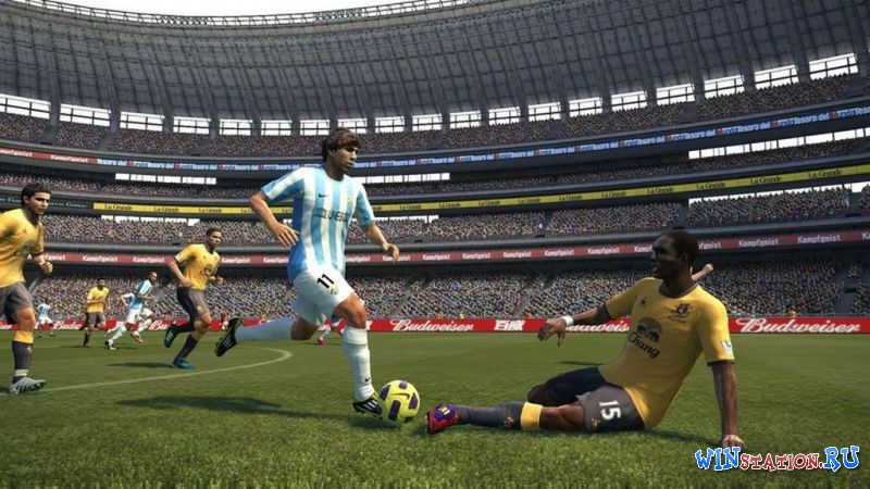 PESEdit.com 2011 Patch 3.0 (Pro Evolution Soccer 2011)торрент скачать.