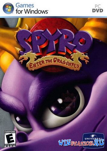 Скачать игру Spyro: Enter the Dragonfly