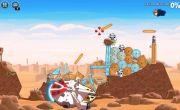 Компьютерная игра Angry Birds Star Wars