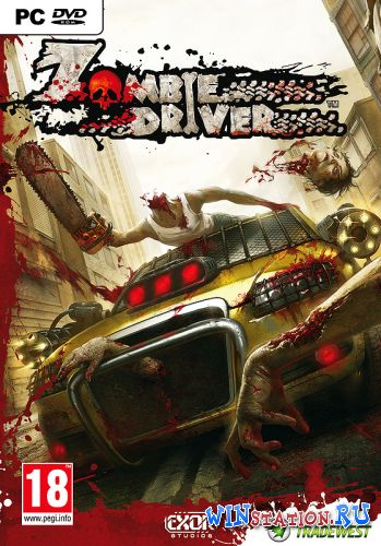 Скачать игру Zombie Driver Summer of Slaughter