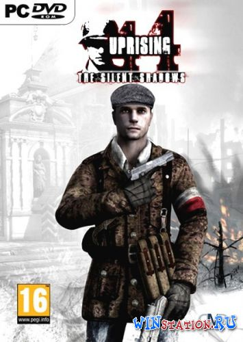 Скачать игру Uprising 44: The Silent Shadows (2012/RUS/ENG/RePack by Bloodgood)