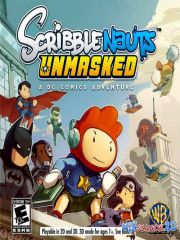 Scribblenauts Unmasked: A DC Comics Adventure (2013/RUS/ENG/MULTI7) *SKIDROW*