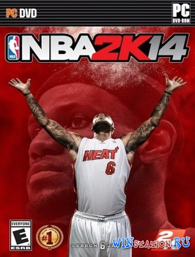 ������� ���� NBA2K14(2K Games) CloneDVD