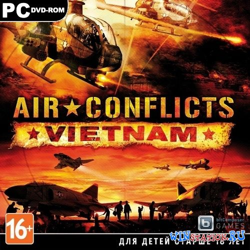 ������� ���� Air Conflicts: ������� / Air Conflicts: Vietnam
