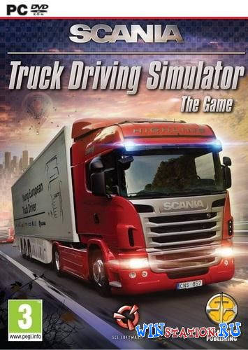 ������� Scania Truck Driving Simulator ���������