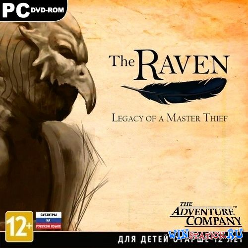 Скачать игру The Raven: Legacy of a Master Thief - Deluxe Edition