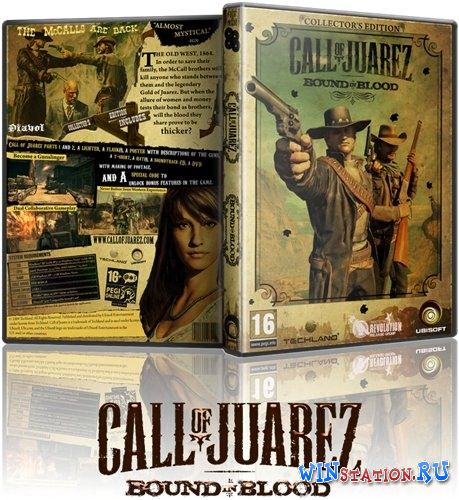 ������� ���� Call of Juarez: ��� ����� / Call of Juarez: Bound in Blood