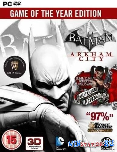 ������� Batman: Arkham City - Game of the Year Edition ���������
