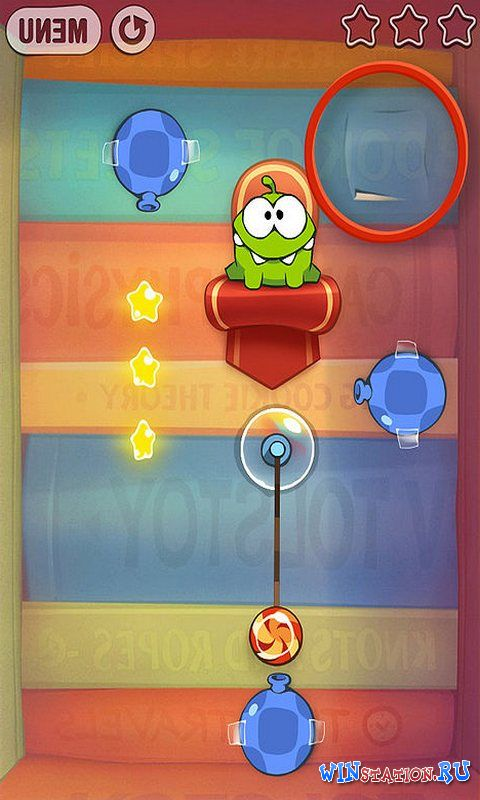 Cut The Rope На Телефон Андроид