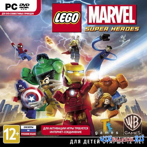 ������� LEGO Marvel Super Heroes ���������